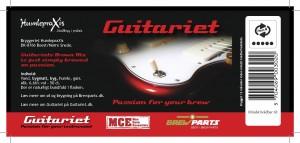 Guitariet label